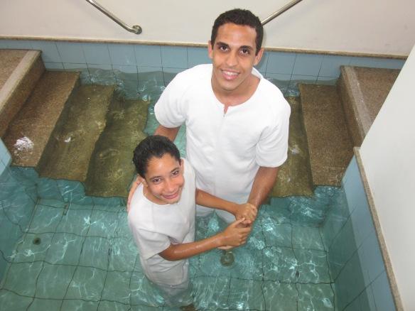 Paulomas Baptism!!!!!!!